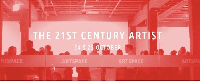 Artspace are hosting the 21st Century Artist Conference: 24–25 October 2013. Join 24 artists, critics and commentators as Artspace explores the changing role of the artist in the 21st century.
