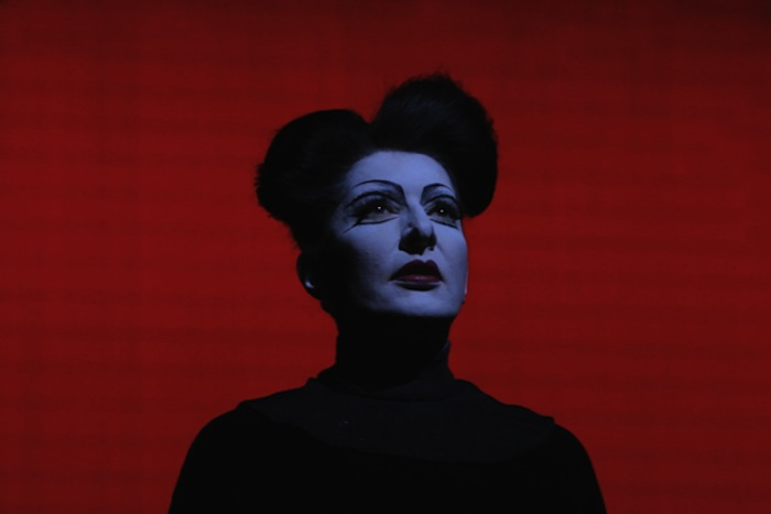 """""""The Life and Death of Marina Abramović,"""" the 160-minute play, directed by Robert Wilson. Features Marina and Willem Dafoe."""