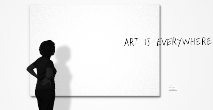 Rather than asking 'what is art', this lecture asks 'why is art?'. What is it about the art that manifests our quest in what it means to be a human being?