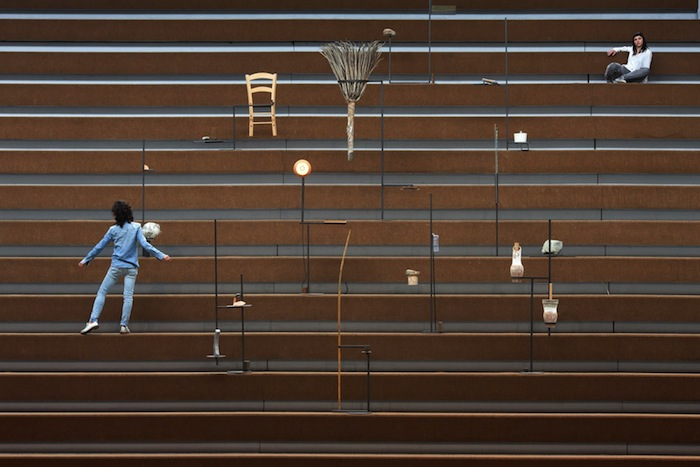 Maria Hassabi, Intermission, 55th Venice Biennale