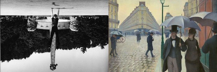 Gustave_Caillebotte_-_Paris Street, Rainy Day, 1877