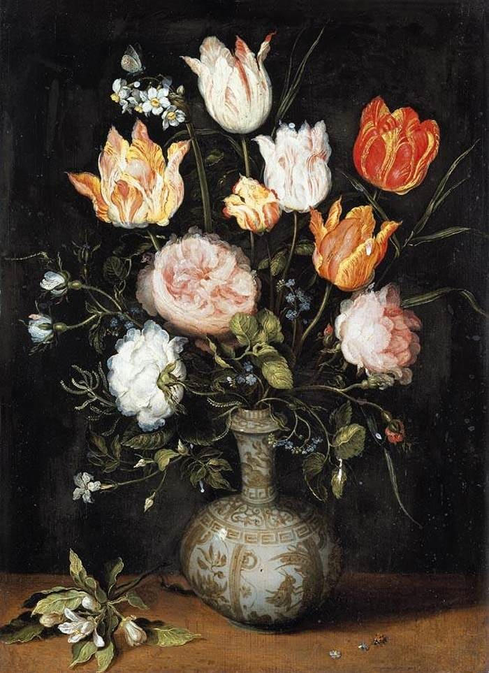 Still life by Breughel