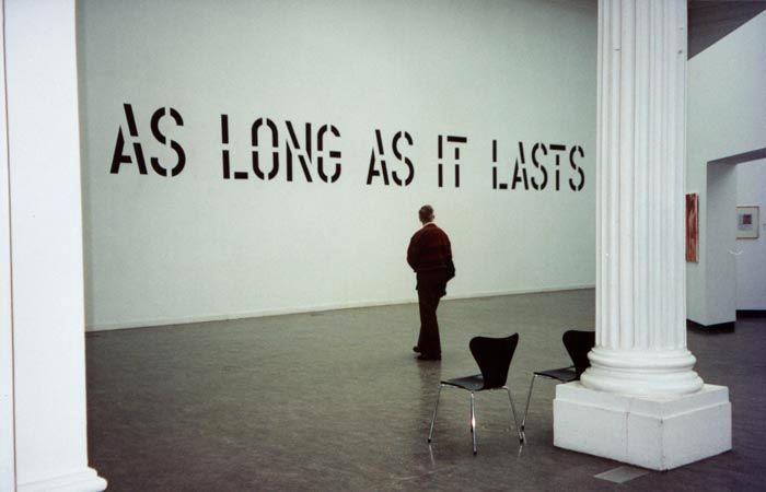 As long